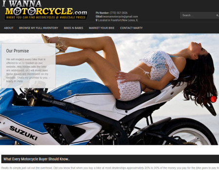 IWannaMotorcycle.com