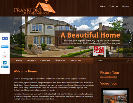 Frankfort Dream Home