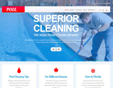 Superior Pool Cleaning